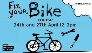 Fix Your Bike Course 24 & 27 April